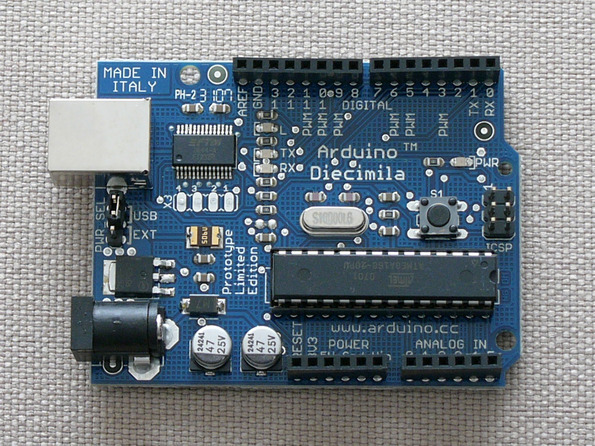Diy anything microsoft arduino and the microcontroller