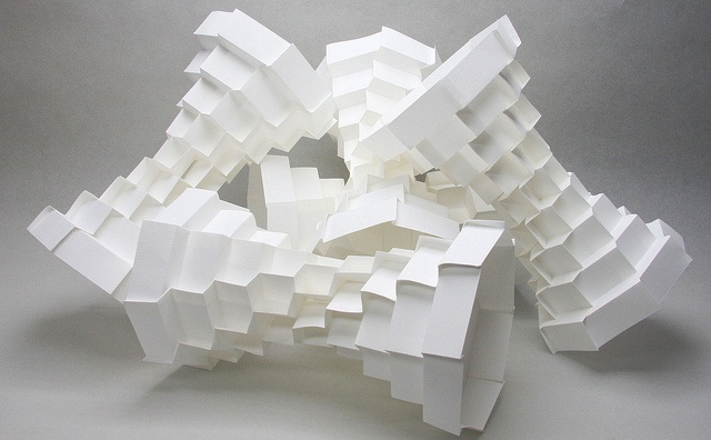 This Paper Magician Constructs Unbelievable Origami Vice