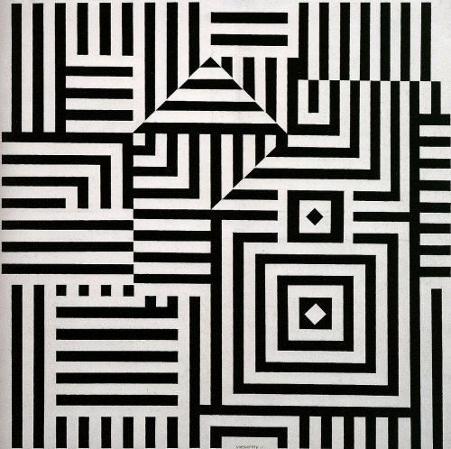 Original Creators: The Father Of Op-Art Victor Vasarely - Creators