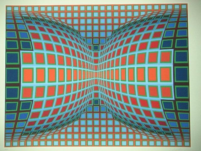 Original Creators: The Father Of Op-Art Victor Vasarely - Creators