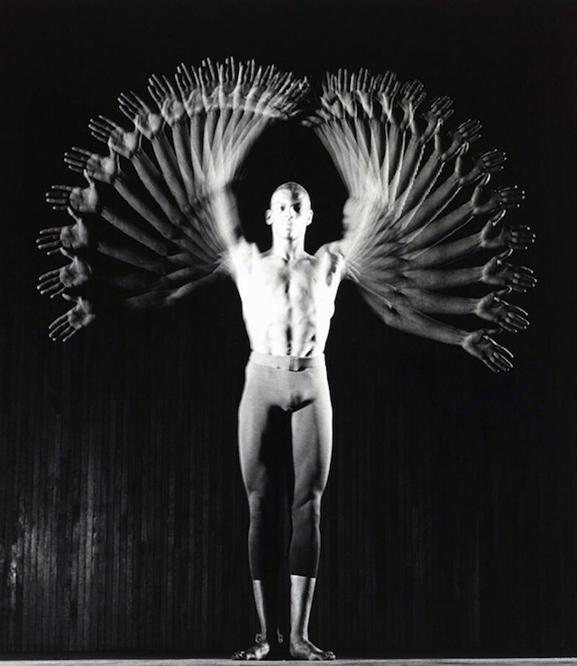 Vintage Strobe Light Photographs Are A Beautiful Anatomy Of Motion