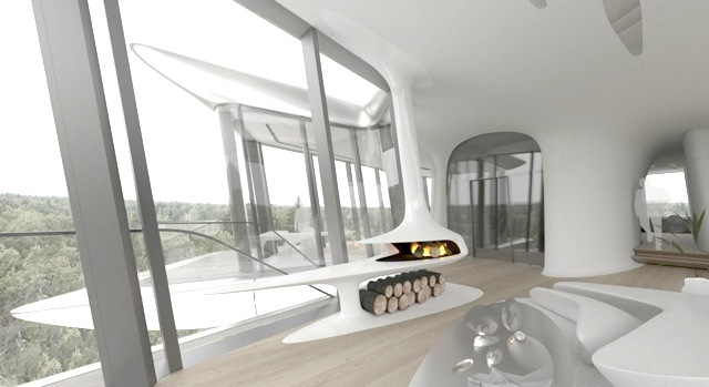 Live The Dream Through Zaha Hadids Lavish Designs Vice