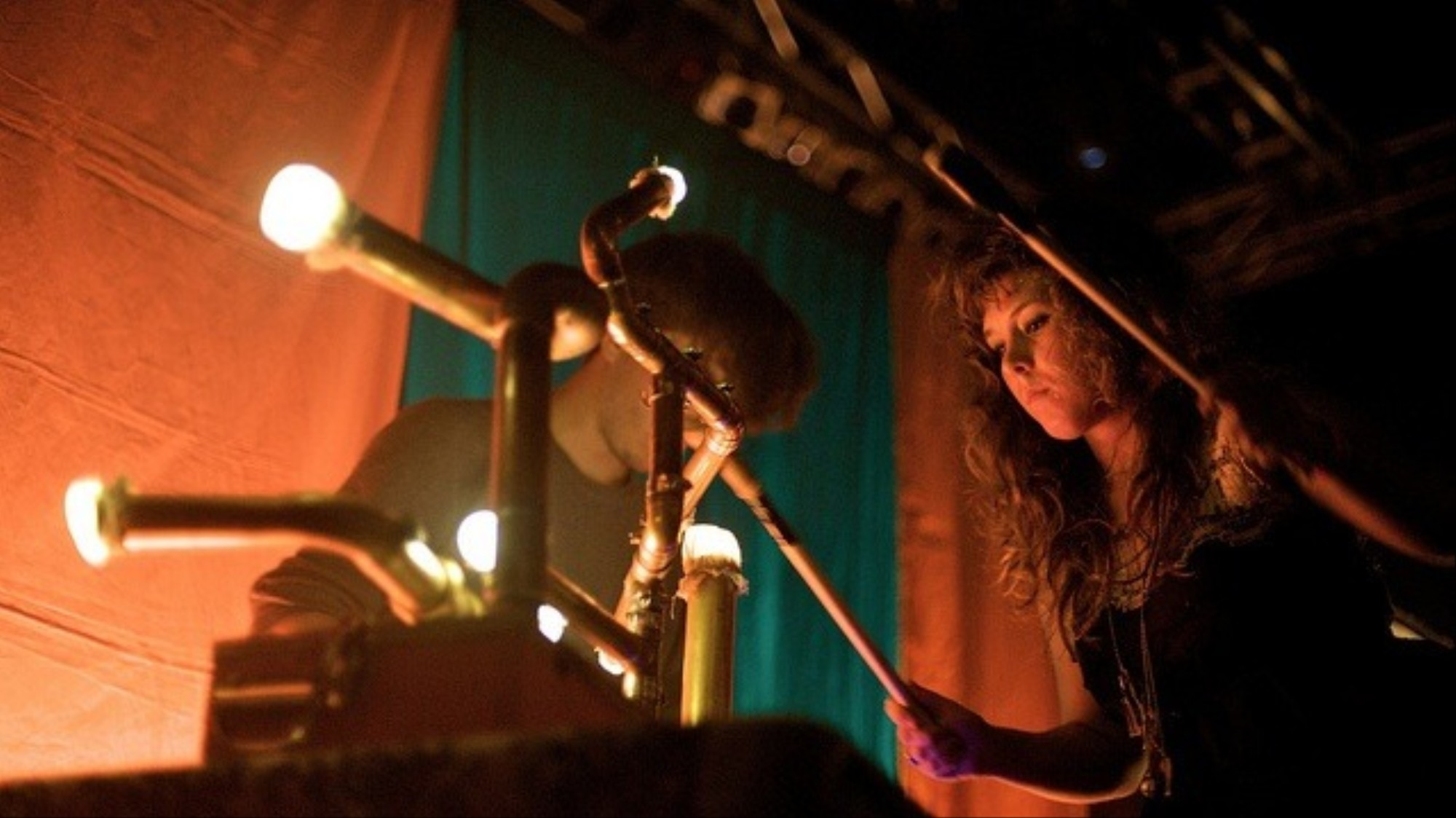 What's Inside Purity Ring's Interactive Light Cocoons? - VICE