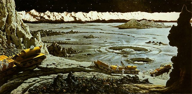 Image result for chesley bonestell