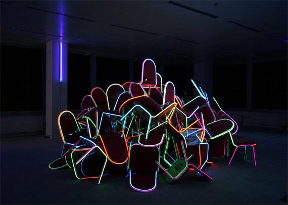 100 conversation 2007 - Captivating Light Installation Artists