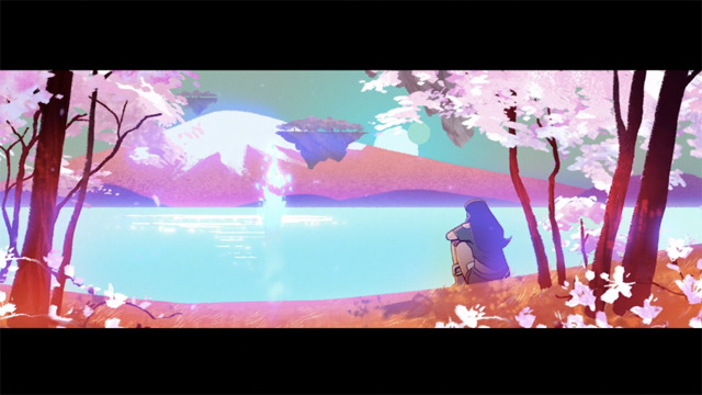 Get Lost For A Few Moments In This Futuristic Anime Music