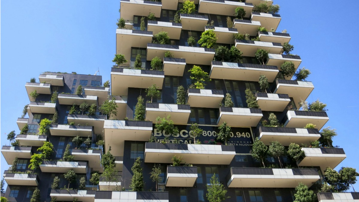Bosco Verticale Gewinnt Internationalen Hochhauspreis 2014