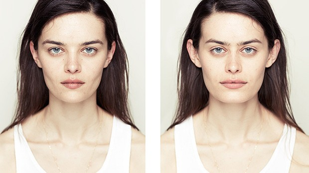 Как сделать черты лица милее