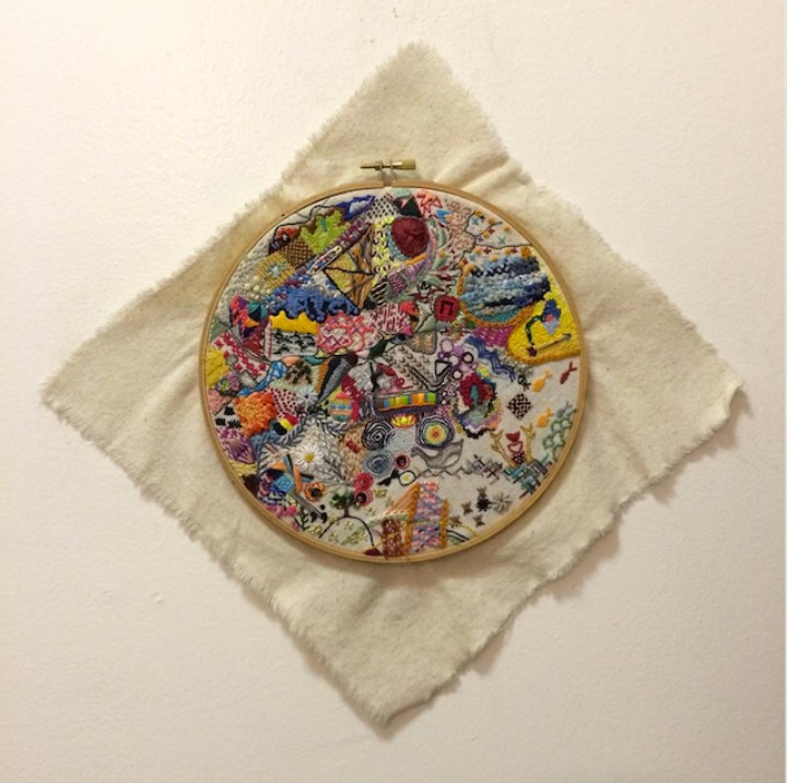 [Exclusive Video] Witness a Year of Embroidery in One Minute