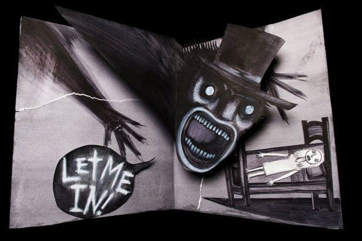 Haunt Your Home with the Real 'Babadook' Book