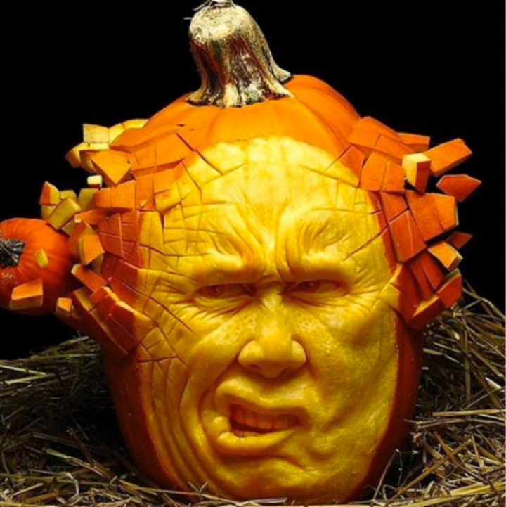 Here Are All the Sickest Jack O' Lanterns on Insta