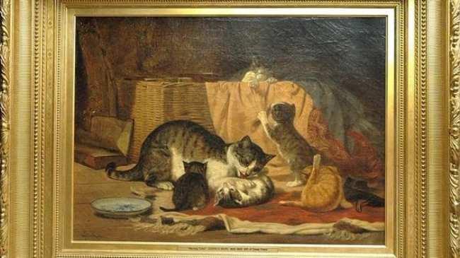 MuseumCats ou L\'histoire de l\'art à travers ses chats - Creators