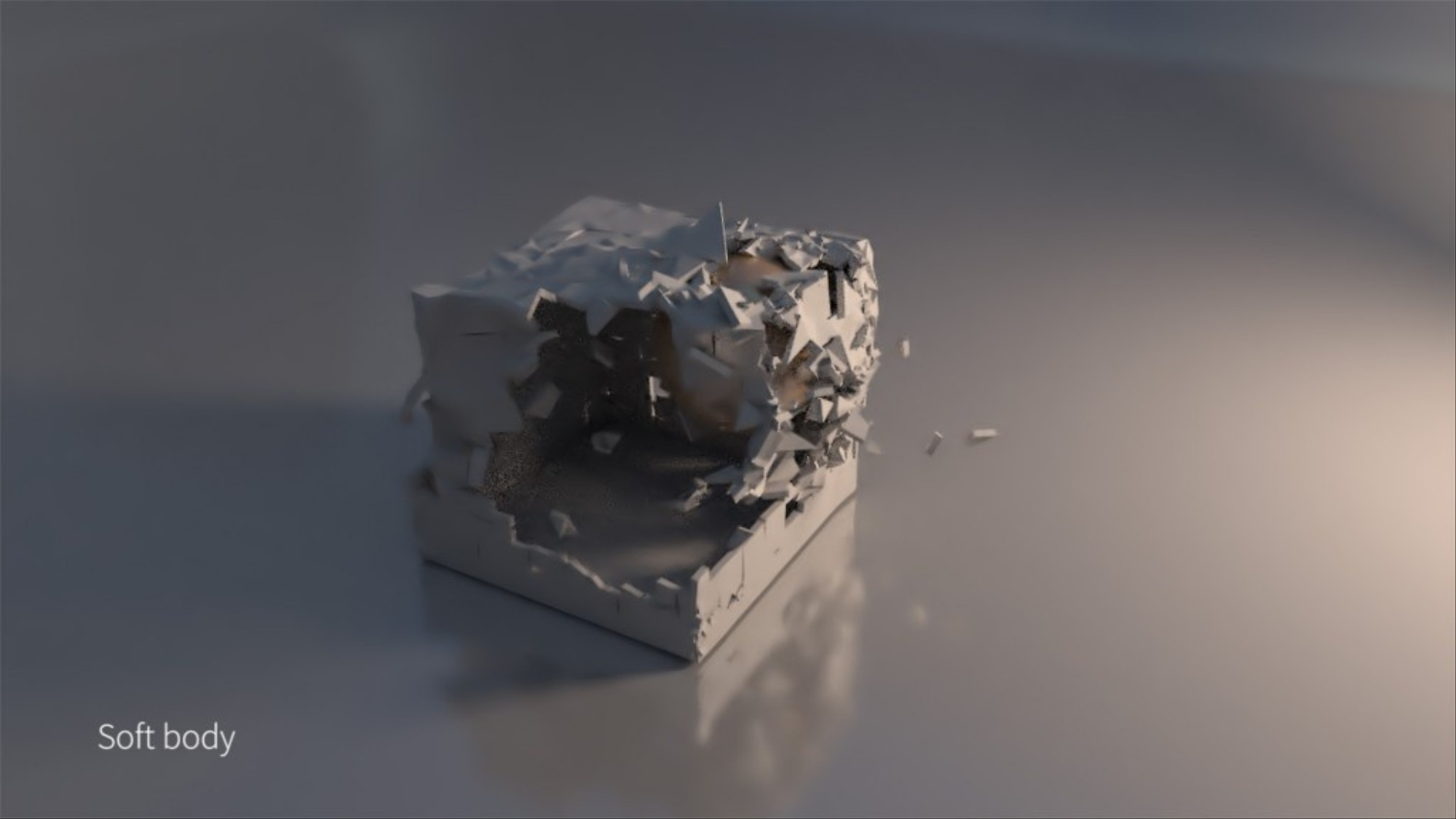 Here's How To Create Digital Destruction In Blender - VICE