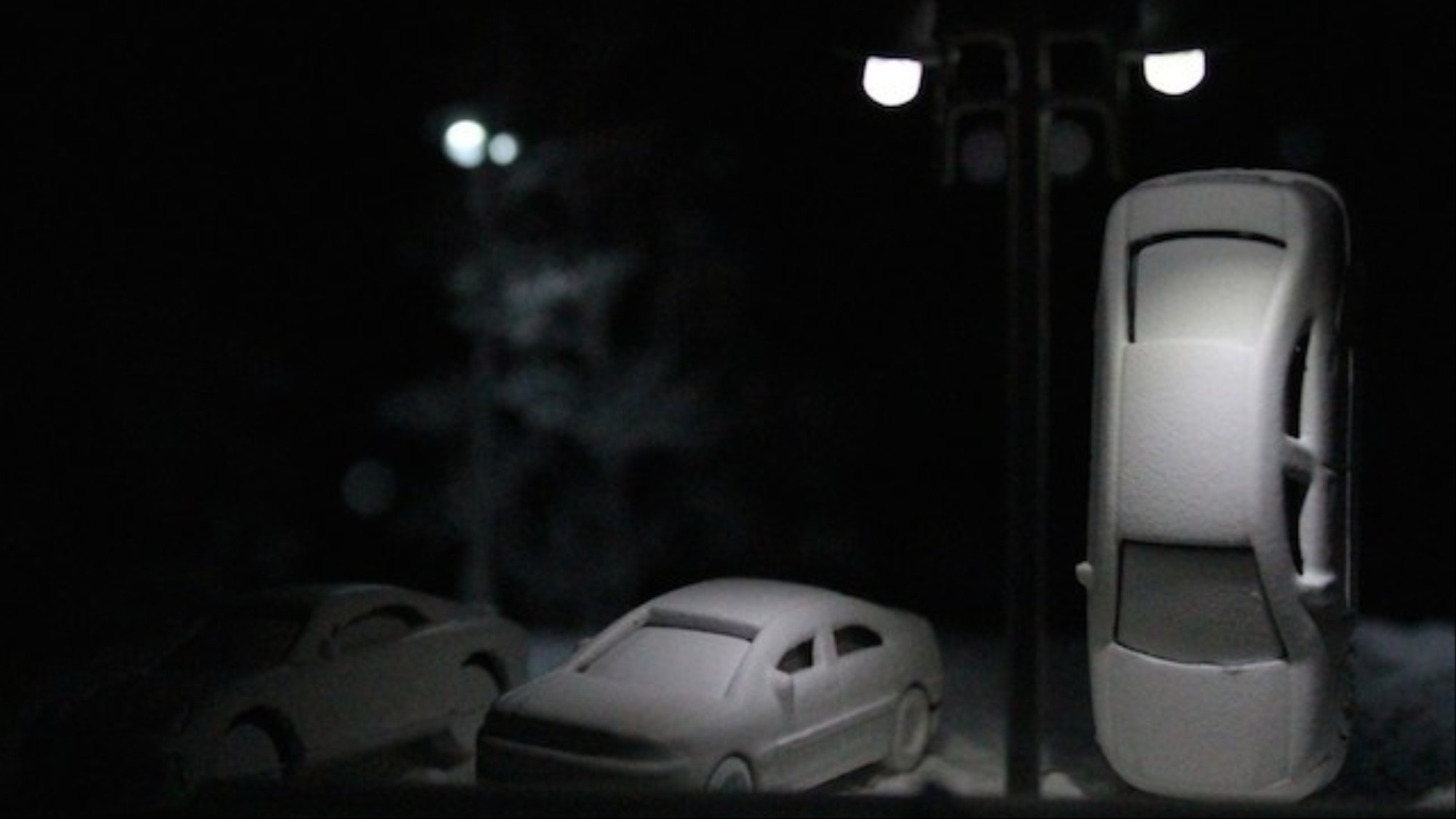 These Miniature Suburban Worlds Are Made Of 3D Printing Glitches - VICE