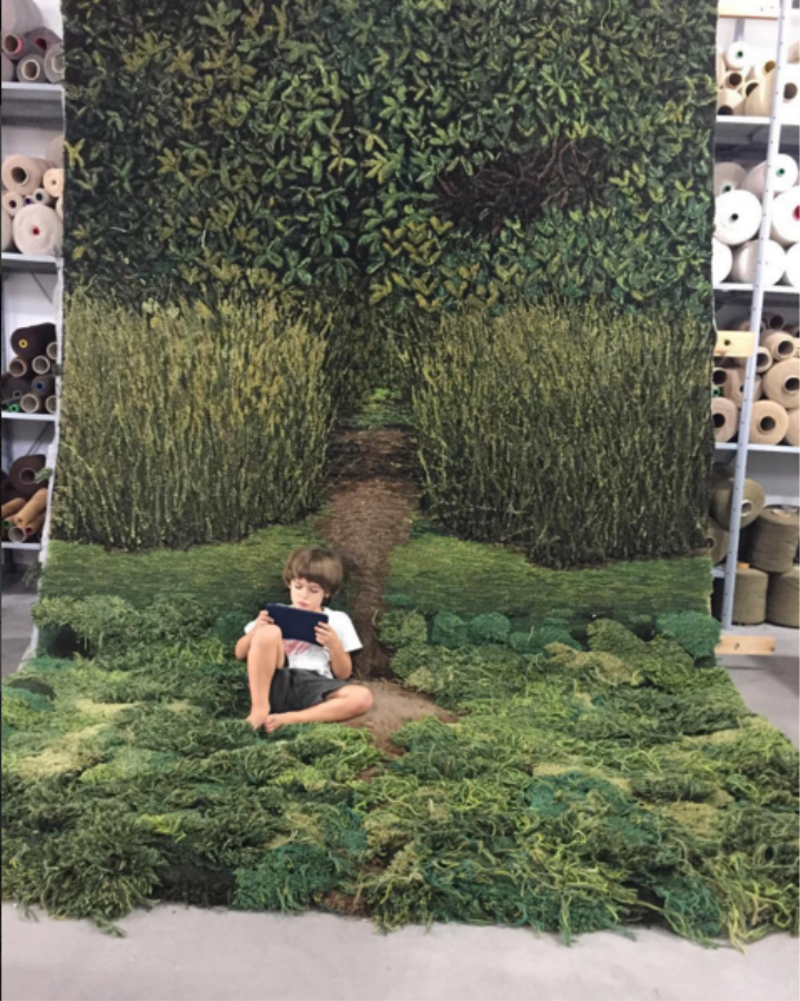 Artist Makes Rugs That Look Like Nature | Insta of the Week