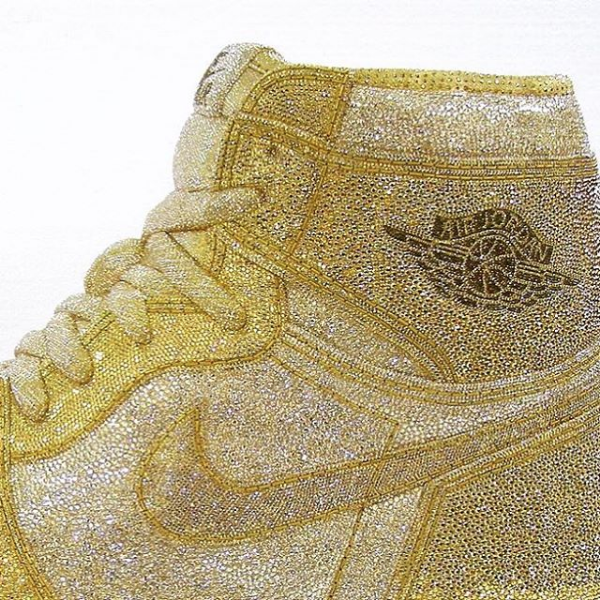Shiny Nikes Are Insta-Gold in the Hamptons   Insta of the Week
