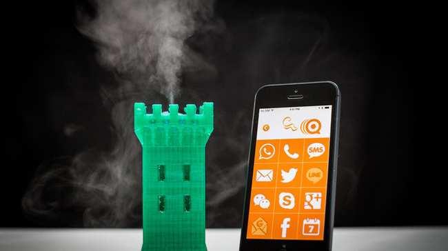 What's That Smell? Text-Activated Scents Might Replace Your Ringtone