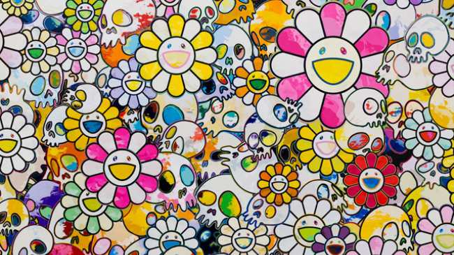 Takashi Murakami On Nuclear Monsters And Buddhist Damnation Vice