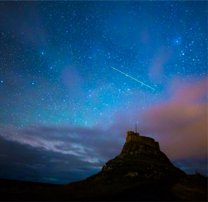 the coolest instagram photos of the geminid meteor shower