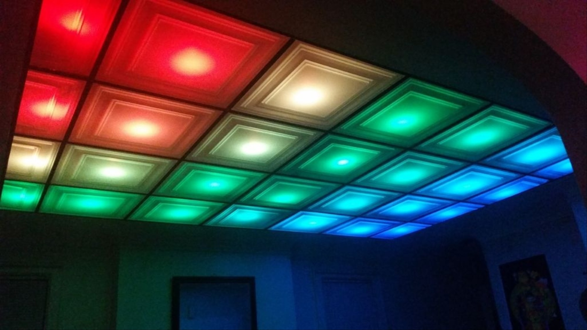 How To Turn Your Room Into A Nightclub With A Diy Led