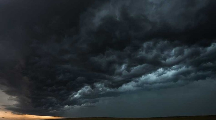 Supercell Storms Roll Across The Great Plains In This Stunning Weather Timelapse