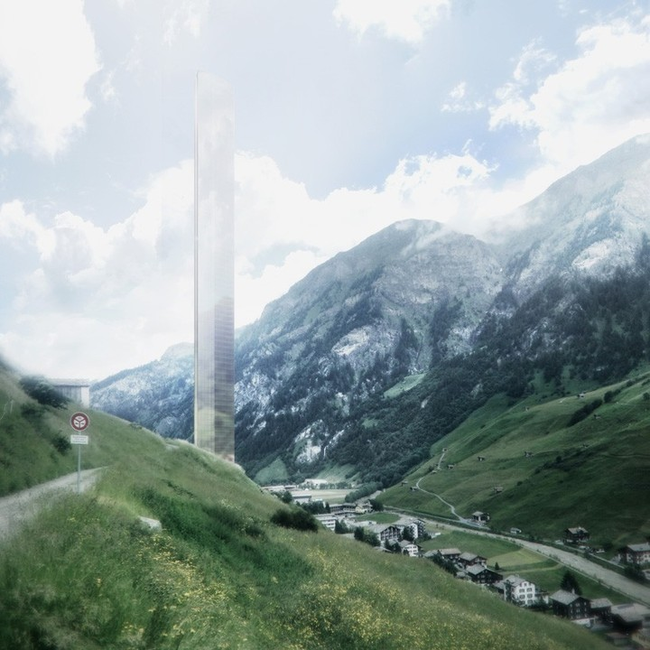 Europe's Tallest Skyscraper Is Coming... To the Swiss Alps?