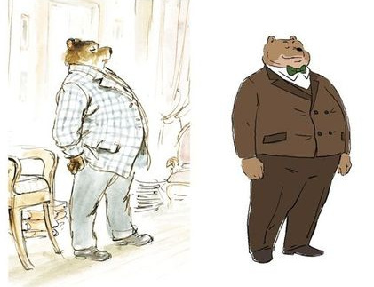 The Indelible Artistry Behind Ernest And Celestine