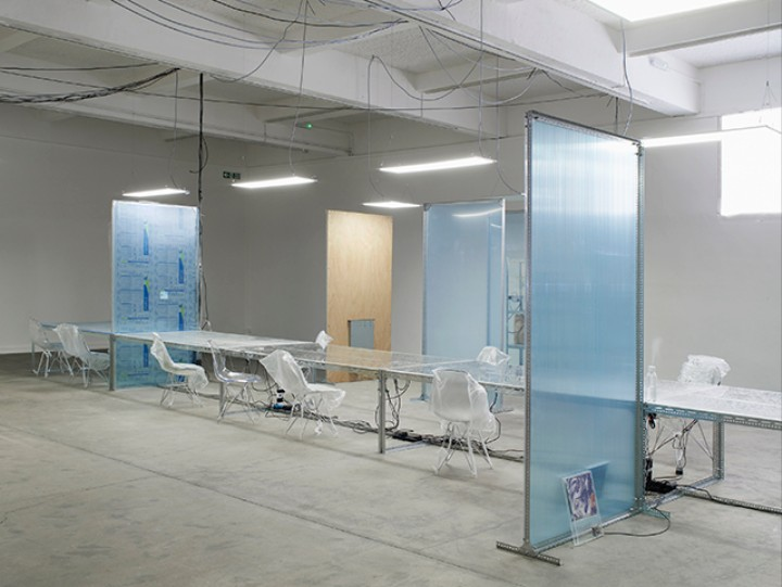 What Happens When You Let an Artist Design an Office?