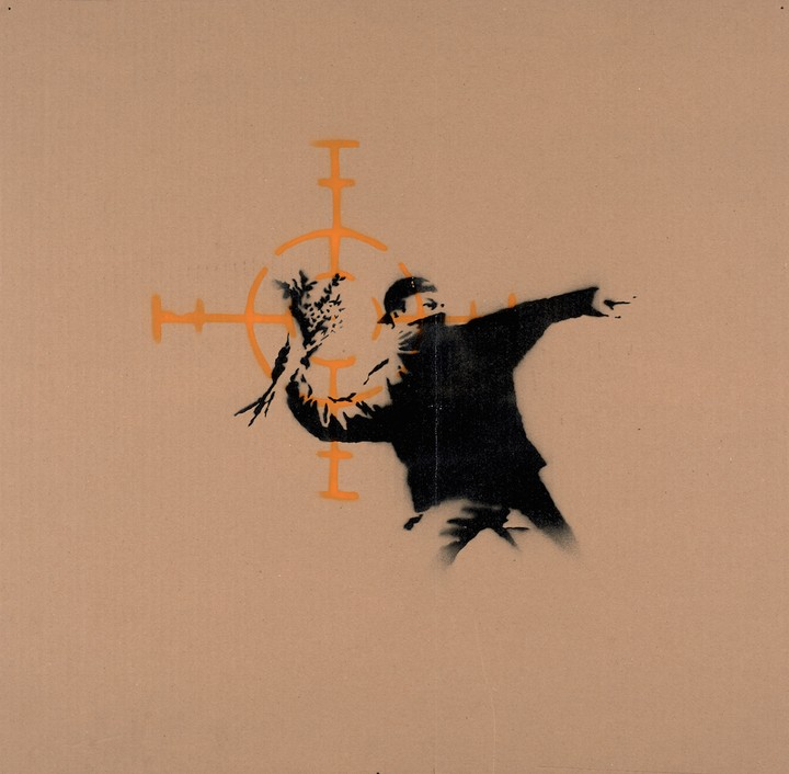 Who's Afraid of a Banksy & Co. Street Art Exhibition?