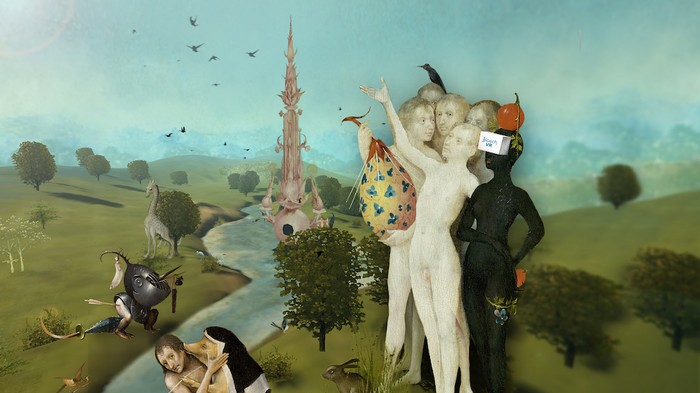 Hieronymus Bosch's 'Garden of Earthly Delights' Is Now a VR Universe