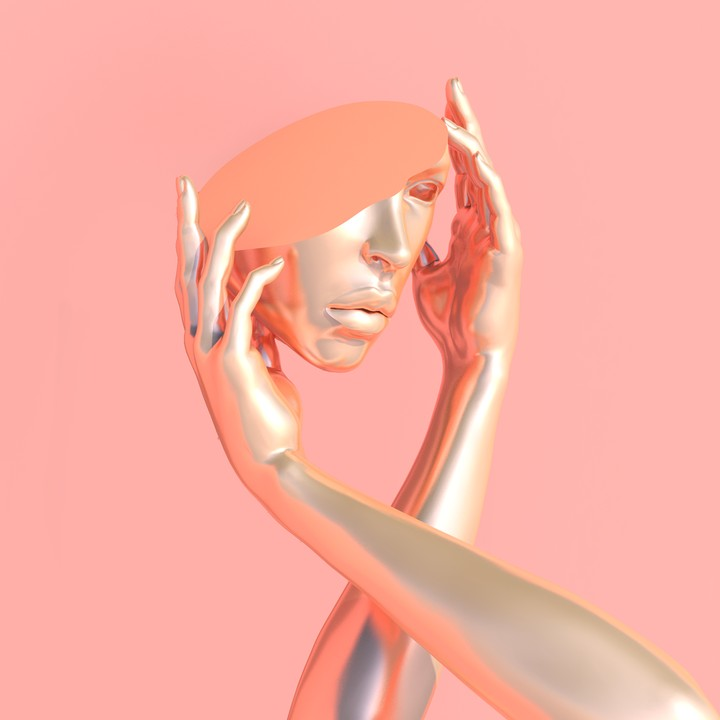 Step Into A Playfully Disorienting Pastel Digital Art World