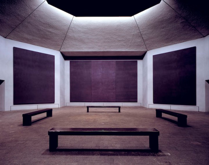 The Art of Reflection Within the Rothko Chapel