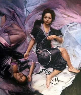 5 Korin Faught Bed Rest oil on panel 42 x 36 inches.jpg