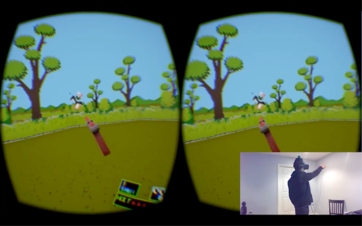 Nintendo's 'Duck Hunt' Now Exists in Virtual Reality
