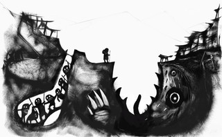 :Never Alone Pics:NeverAlone_E-Line_conceptart_LittlePeople-new.jpg