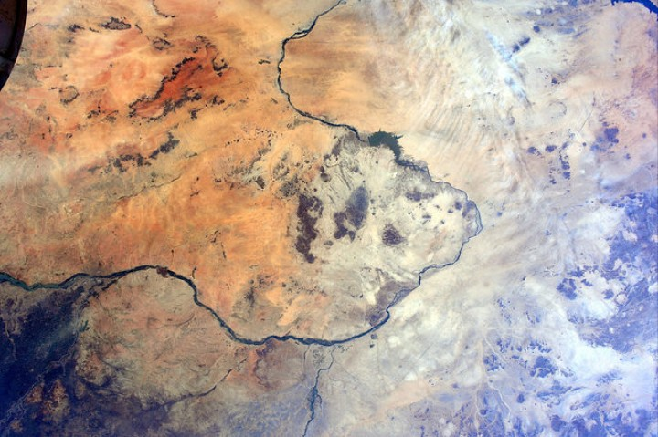 Astronaut Captures Photos of Earth's Great Wonders from Space