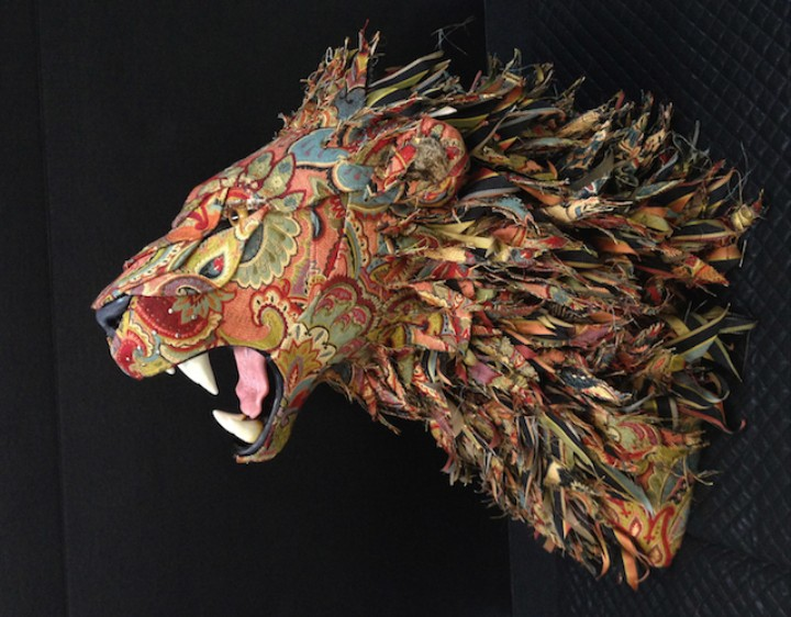 Faux Taxidermy Sculptures Are Kill-Free Surrealism