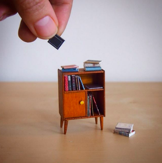 miniature modern furniture. exellent modern this miniature midcentury modern furniture will make you wish for a tiny  60s apartment inside i