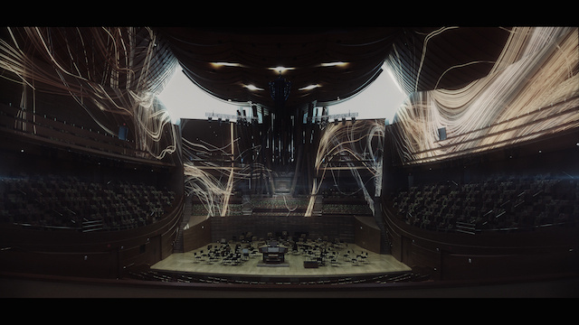 Refik Anadol's A/V Light Spectacular Comes To Gehry's LA