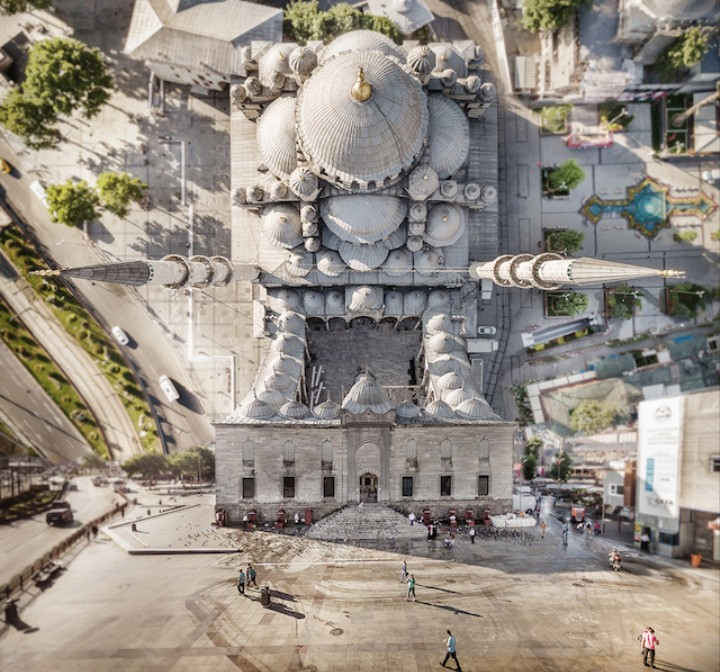 These Drone Photos of Istanbul are Vertigo-Inducing