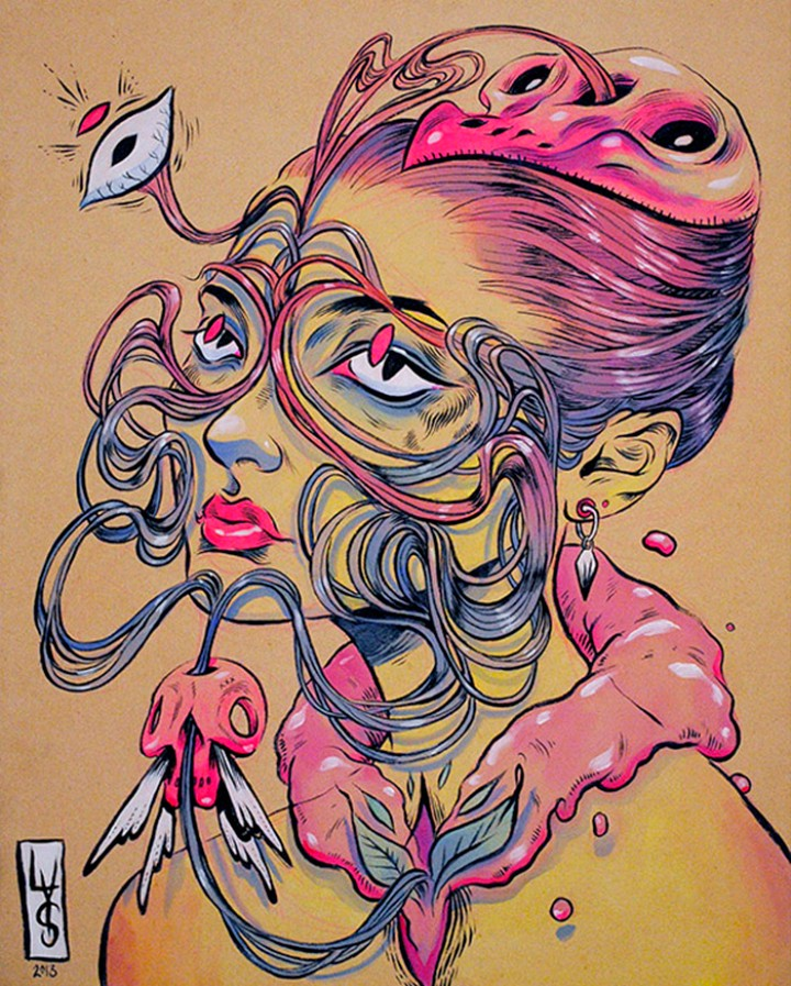 Substance-Free Psychedelics | High Art