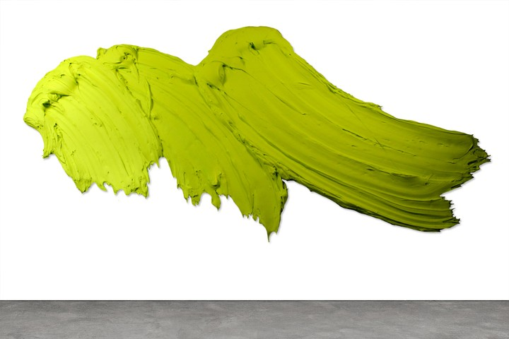 These Paintings Look Like Strokes From the World's Largest Paintbrush