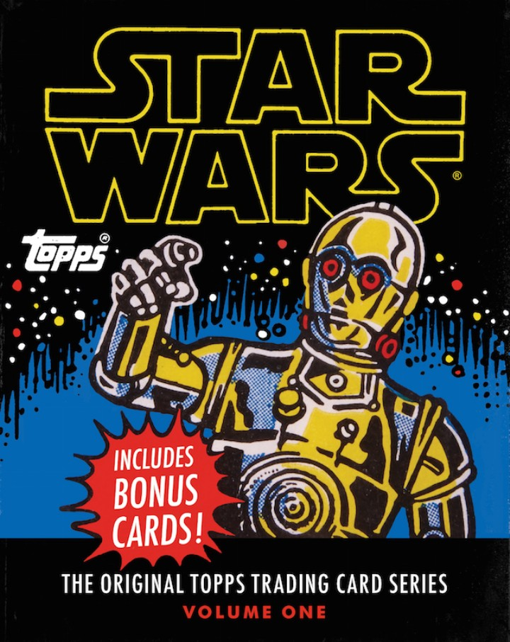 Vintage Star Wars Trading Cards Get Their Own Book