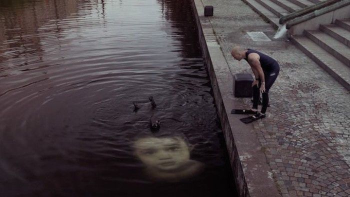Swedish Pranksters Create Underwater Art and Underground Galleries