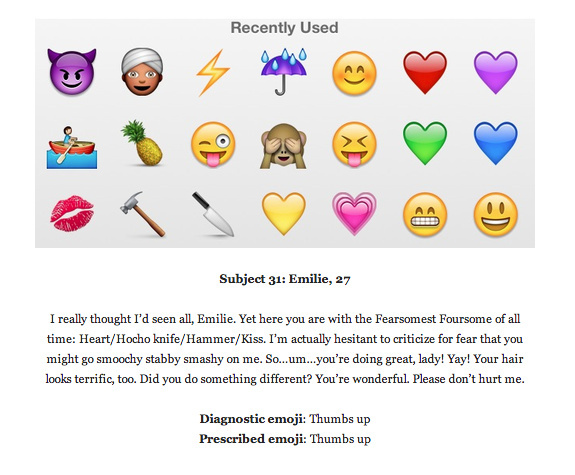 This Tumblr Will Psychoanalyze Your Recently Used Emojis