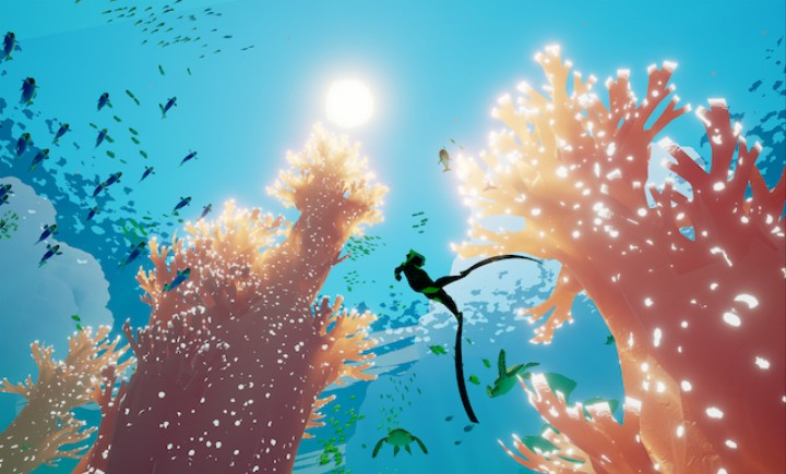 How Scuba Diving Inspired a Realistic Underwater Video Game