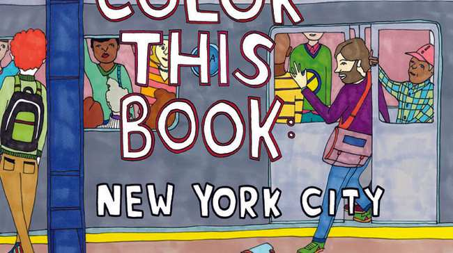 That Time Broad Citys Abbi Jacobson Drew Coloring Books