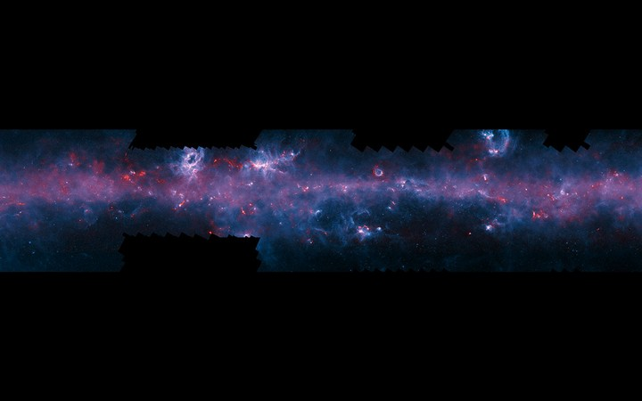Proof the Milky Way Is the Greatest Light Show Ever