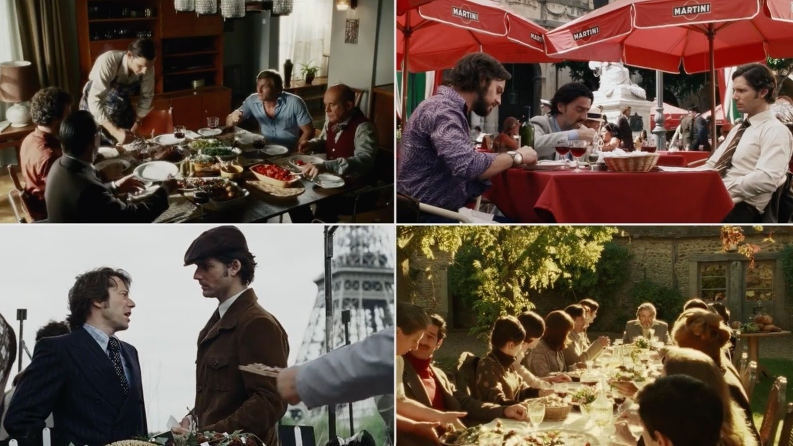 feast on steven spielberg s best family dinner scenes creators you ll be full of movie trivia after watching ldquosteven spielberg setting the table rdquo