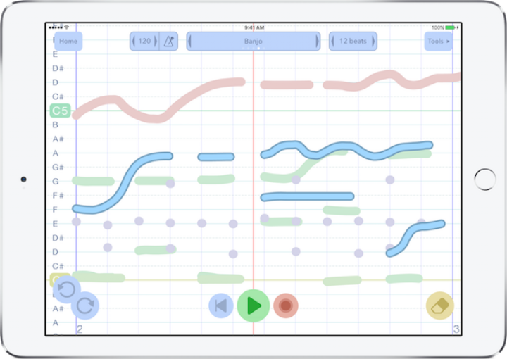 Now You Can Sketch Musical Ideas on Interactive Sheet Music